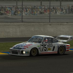 [SJ2]Lee / Porsche 935 Turbo