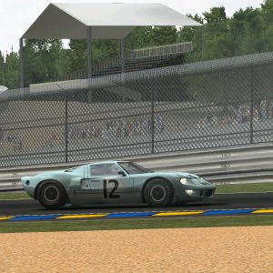 [OGR]Sam / Ford GT40